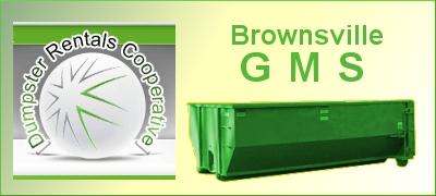 Brownsville Dumpster Rental Brownsville Gms Offers