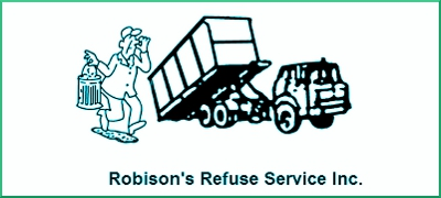 Red Hook Dumpster Rental Robison S Refuse Service Inc