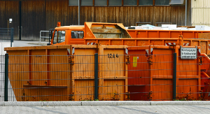 Dumpsters in London, Ontario