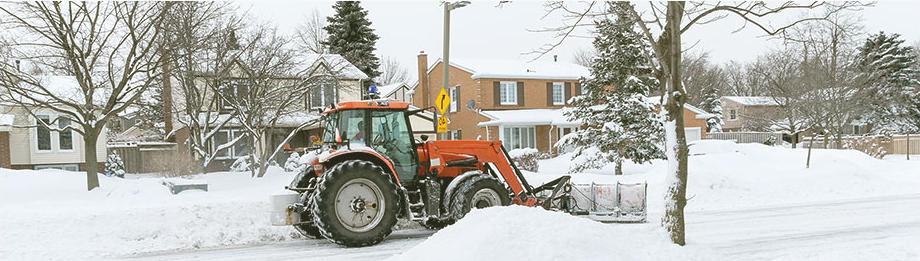Snow Removal & Ice Services