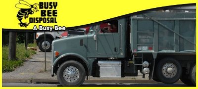 Busy Bee Disposal of Reo, MI – Dumpster Rentals, Garbage Disposal