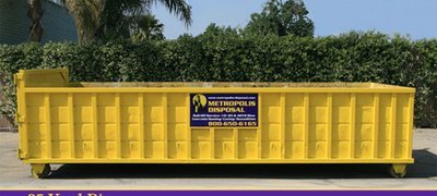 Metropolis Disposal, Inc.  – Disposal bins, minibins & garbage dumpsters rental